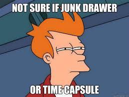 Junk Drawer 2