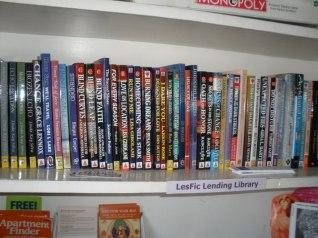 lesfic lending library