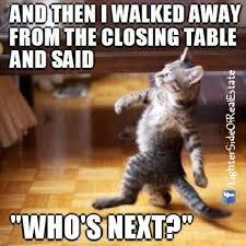closing deal