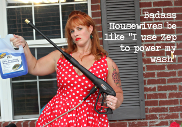 badass housewife